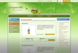 szappanabc.hu – webáruház